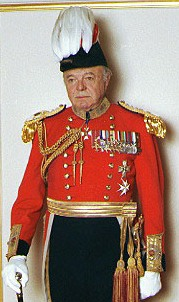 Hugh Trefusis Brassey British Army officer and magistrate