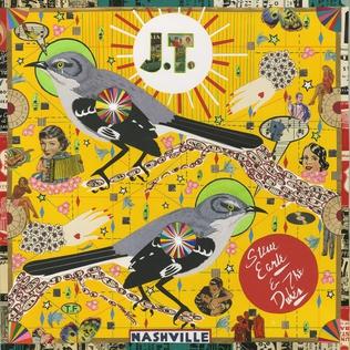 <i>J.T.</i> (album) 2021 studio album by Steve Earle & The Dukes