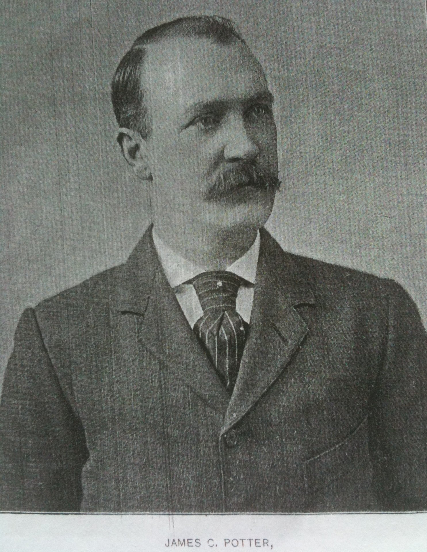 James C . Potter