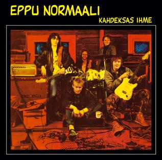 Eppu Normaali - Studio Etana