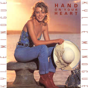 Hand on Your Heart 1989 single by Kylie Minogue