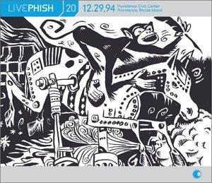 Live Phish Volume 20 Wikipedia