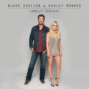 Blake Shelton featuring Ashley Monroe — Lonely Tonight (studio acapella)