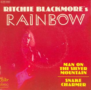 Man on the Silver Mountain song by Rainbow