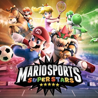 Mario Sports Superstars - Wikipedia