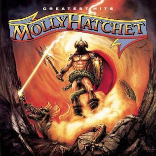 <i>Greatest Hits</i> (Molly Hatchet album) 1990 compilation album by Molly Hatchet