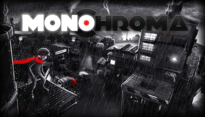 Picture of a game: Monochroma