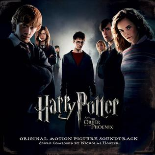 harry potter and the order of the phoenix soundtrack