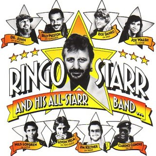 <i>Ringo Starr and His All-Starr Band</i> 1990 live album by Ringo Starr
