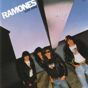 <i>Leave Home</i> 1977 studio album by the Ramones