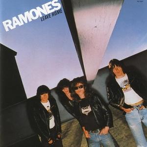 <i>Leave Home</i> 1977 studio album by the Ramones