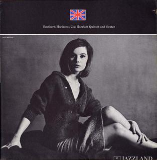 <i>Southern Horizons</i> 1960 studio album by Joe Harriott