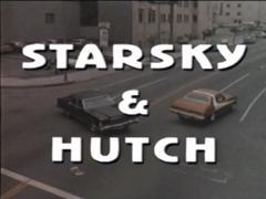 <i>Starsky & Hutch</i> 1970s American cop thriller television series