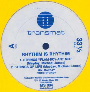 Strings of Life 1987 single by Derrick May