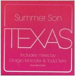 Summer Son 1999 single by Texas