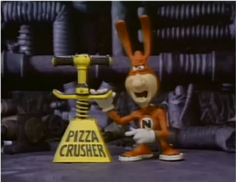 The Noid Animated antagonist