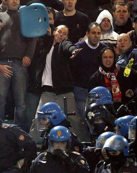 2007 A S Roma Manchester United F C Conflict Wikipedia