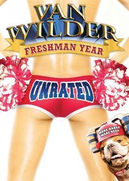 affiche film Van Wilder 3: : la premi�re ann�e de fac