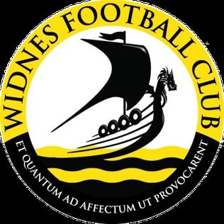 Widnes F.C. Association football club in England