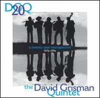 <i>DGQ-20</i> 1996 compilation album by David Grisman Quintet