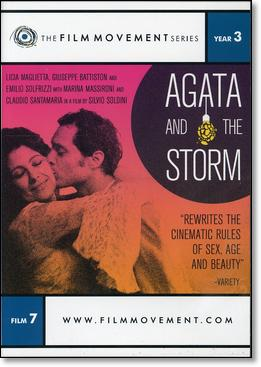 agata and the storm wikipedia