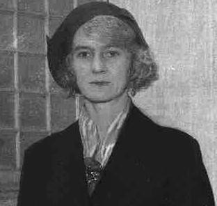 Alice Lardé de Venturino Salvadoran poet, scientist and composer (1895-1983)