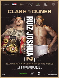 Andy Ruiz Anthony Joshua 2