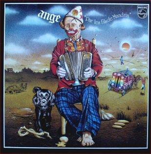 <i>Par les fils de Mandrin</i> 1976 studio album by Ange
