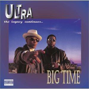 <i>Big Time</i> (Ultra album) 1996 studio album by Ultra