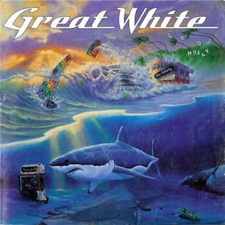 <i>Cant Get There from Here</i> 1999 studio album by Great White