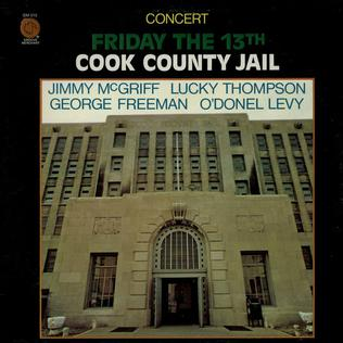 Concert: Friday the 13th – Cook County Jail - Wikipedia