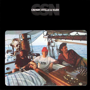 <i>CSN</i> (album) 1977 studio album by Crosby, Stills & Nash