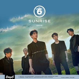 Sunrise (Day6 album) - Wikipedia
