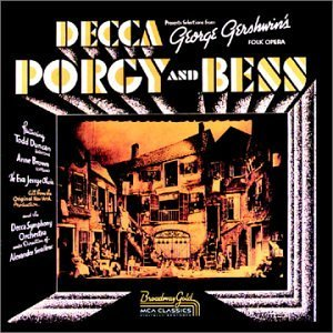 <i>Selections from George Gershwins Folk Opera Porgy and Bess</i> 1940 studio album by various
