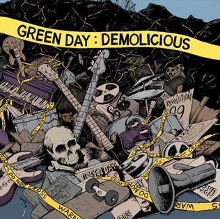 Green Day Dos Album Cover Demolicious - Wikipedi...