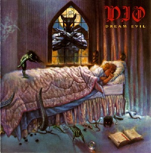 <i>Dream Evil</i> (album) album by Dio