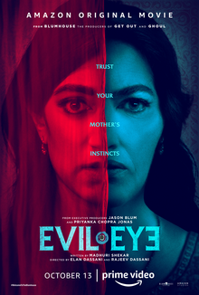 Picture of a movie: Evil Eye