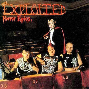 <i>Horror Epics</i> 1985 studio album by The Exploited