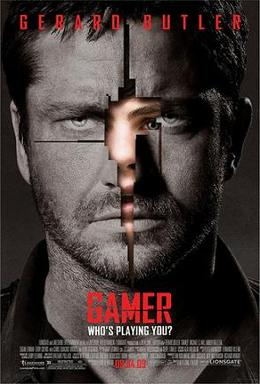 Gamer (2009) movie poster