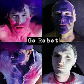 Go Robot Song by the band Red Hot Chili Peppers