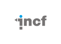 International Neuroinformatics Coordinating Facility logotype, abbreviation-only style.