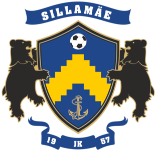 JK Sillamäe Kalev Estonian football club