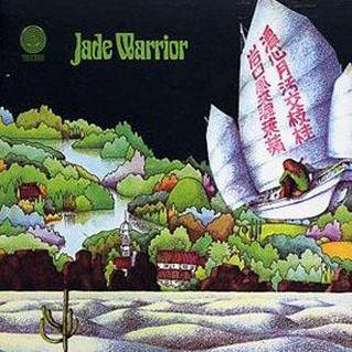 <i>Jade Warrior</i> (album) 1971 studio album by Jade Warrior
