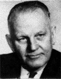 Jack Roxburgh Canadian ice hockey administrator and politician
