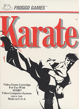 Karate (video game)
