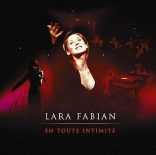<i>En Toute Intimité</i> 2003 live album by Lara Fabian