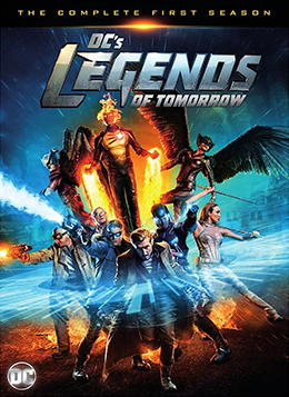 Picture of a movie: Dc's Legends Of Tomorrow: Their Time Is Now