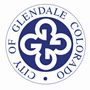 Official seal of City of Glendale, Colorado USA