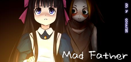 Picture of a game: Mad Father
