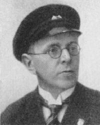 Nikolai Vekšin Estonian ailor
